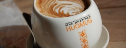 Max Brenner is one of New York, New York!.