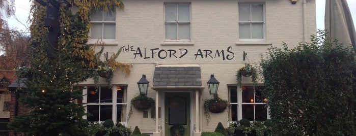 Alford Arms is one of Dining.