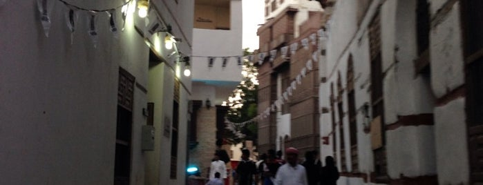 The Historic District is one of Jeddah.