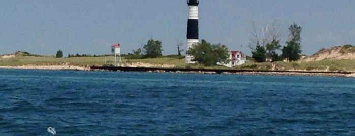 Big Sable Point Lighthouse is one of Coast.