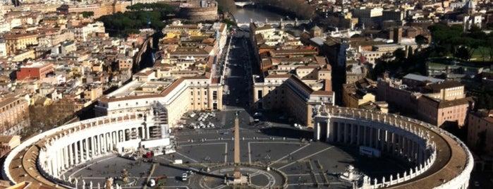 バチカン is one of Rome.