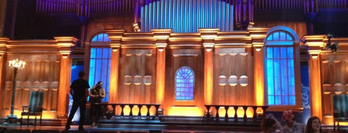 The Tabernacle is one of Places to Perform..