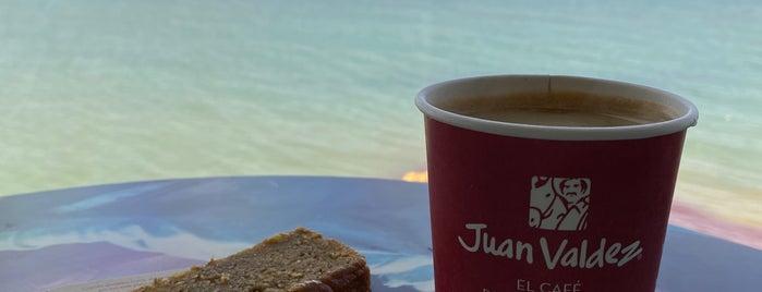 Juan Valdez Café is one of Cartagena '21.