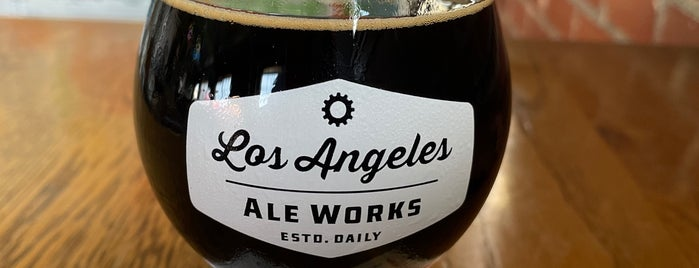 Los Angeles Aleworks is one of Near Home.