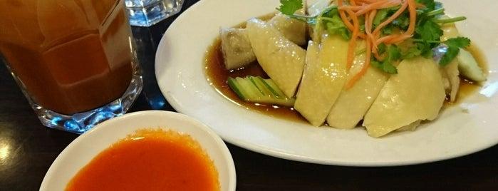 Bangkok Thai is one of Flushing Food.