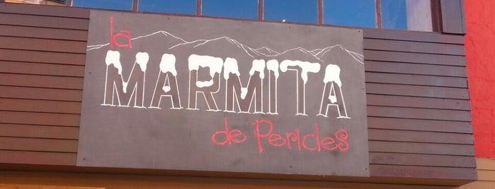 La Marmita De Pericles is one of Restaurantes Santiago.