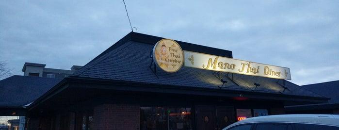 Mano Thai Diner is one of Utah.