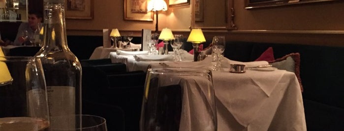 Wiltons is one of DINNER LONDON.