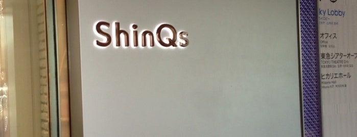 ShinQs is one of Locais curtidos por Luiz Gustavo.