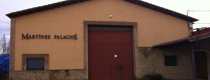 Bodegas Martinez Palacios is one of Spain / Basque.
