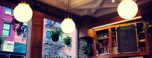 Stumptown Coffee Roasters is one of NYC: Fast Eats & Drinks, Food Shops, Cafés.