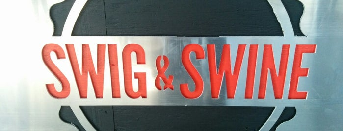 Swig & Swine is one of Charleston, SC.