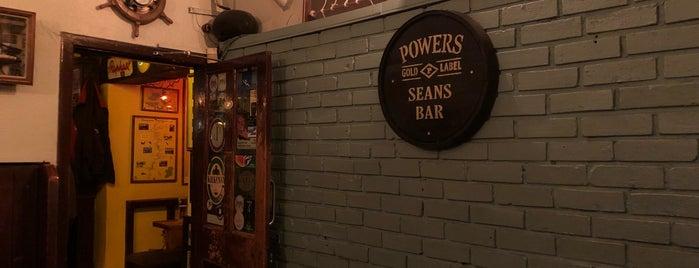 Seán's Bar is one of Locais curtidos por Vyacheslav.