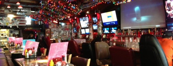 Barney's Beanery is one of Placestoeat.