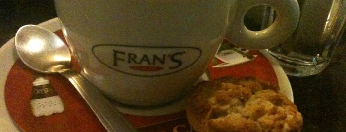 Fran's Café is one of Comer na Vila Leopoldina e arredores.