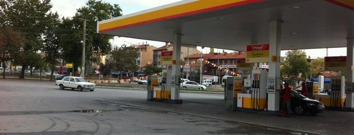 Shell is one of Tempat yang Disukai ömer.