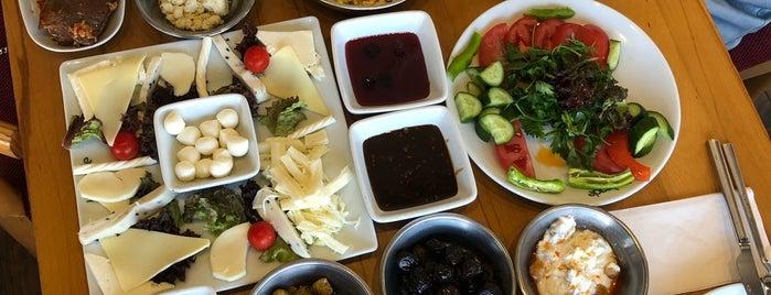 Beyzade Kahvaltı & Künefe is one of Tatlı ve Börek.