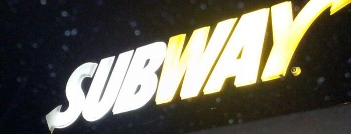 Subway is one of Posti che sono piaciuti a Maria Thereza.