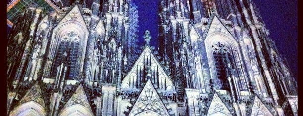 Catedral de Colonia is one of Köln, baby!.