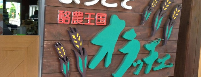 Oratche is one of Fuji / Hakone / Atami.