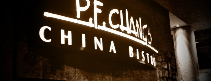 P.F. Chang's is one of LA.