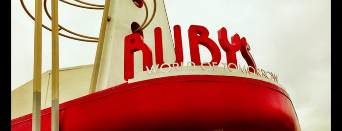 Ruby's Diner is one of Alfa 님이 좋아한 장소.