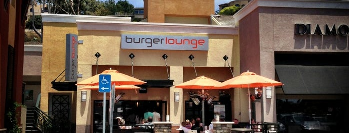 Burger Lounge Del Mar is one of Tempat yang Disukai Joey.