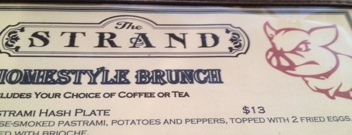 The Strand Smokehouse is one of Astoria & Long Island City.