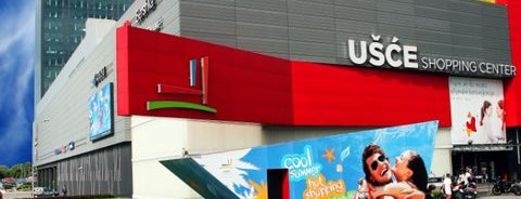 Ušće Shopping Center is one of Sdt 님이 좋아한 장소.