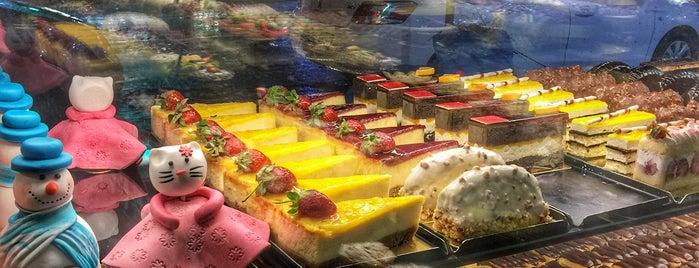 AUM Pasta&Cafe is one of Locais curtidos por Gizem.