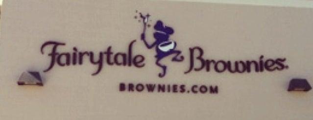 Fairytale Brownies is one of Favorites.