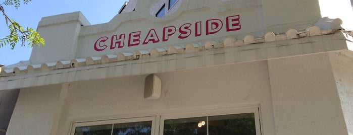 Cheapside Cafe is one of Cincinnati Restaurants.