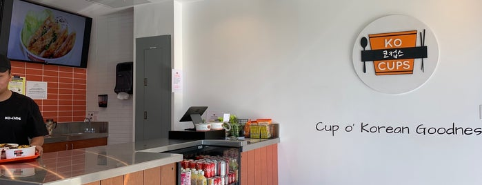Ko Cups is one of Jian 님이 좋아한 장소.