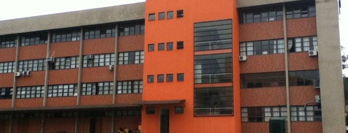 UTFPR - Universidade Tecnológica Federal do Paraná is one of Jéfer'in Beğendiği Mekanlar.