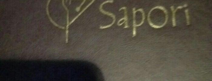 Sapori is one of Eat here RVA.