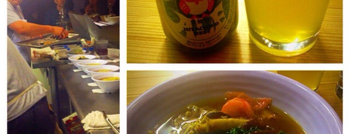 Dashi Ramen / Izakaya is one of Bull City Blues.