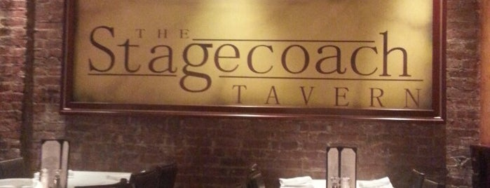 The Stagecoach Tavern is one of Must-Visit Eats/Drinks in NYC.