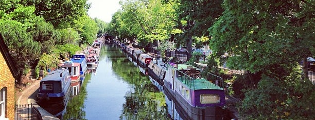 Little Venice Canalway Cavalcade is one of places 2.