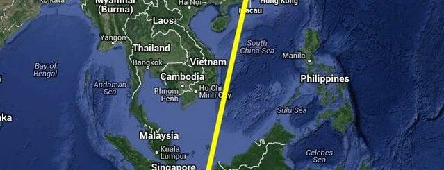 광저우 바이윈 국제공항 (CAN) is one of Part 1~International Airports....