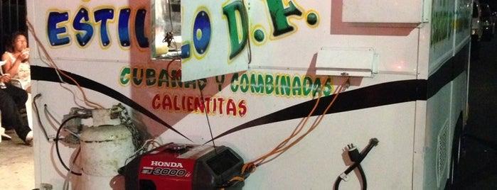 Super Tortas is one of Chris' LA To-Dine List.