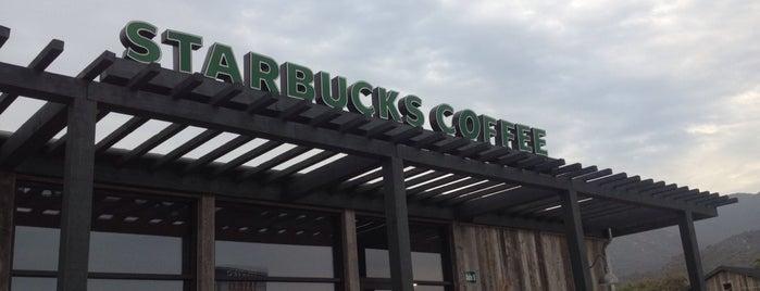 Starbucks is one of Malibu.