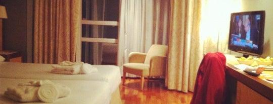 ILUNION Pio XII is one of Hoteles en España.