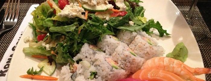 Kona Grill is one of 2015 Restaurant Week.