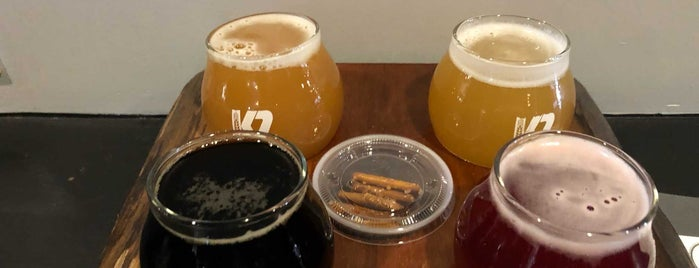 K2 Brothers Brewing is one of Upstate.