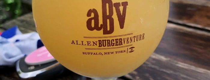 Allen Burger Venture is one of Tempat yang Disukai Jan.