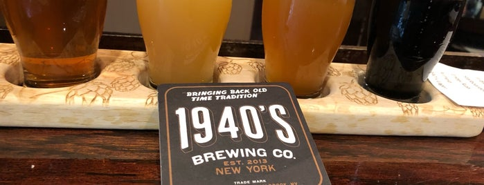 1940's Brewing Company is one of Long Island-2.