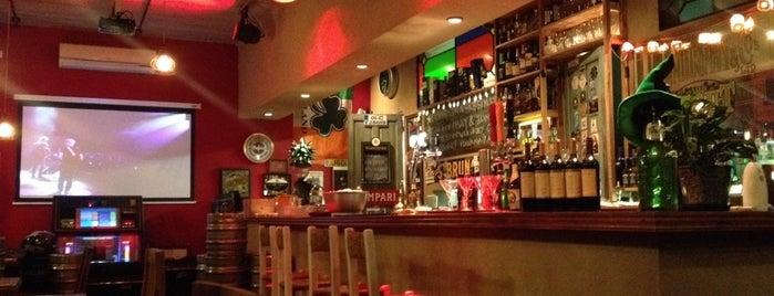 Jordan's Irish house is one of Bar.