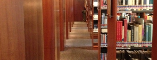 library@esplanade is one of Serene's favorite places.