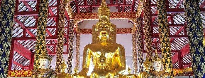 Wat Suandok is one of Marisa 님이 좋아한 장소.