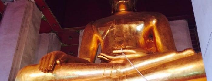 Wat Mongkol Bophit is one of Marisa 님이 좋아한 장소.
